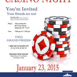 Nesconset Chamber Casino Night