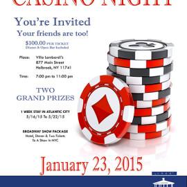 Nesconset Chamber Casino Night