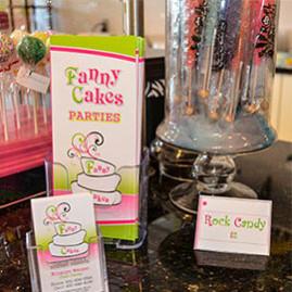 Fanny Cakes