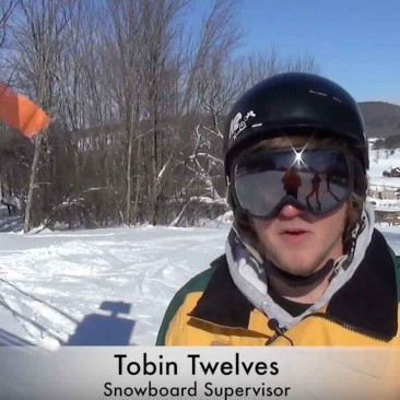 Tobin Snowboard tip series
